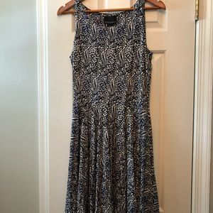 Flattering cotton dress